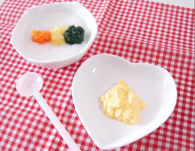 離乳食初期(ゴックン期)