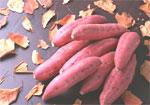 サツマイモの冷凍保存