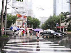 中国の交通事情